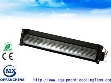 High Pressure Cross Flow Cooling Fan / DC 12V / 24V Tubular Fan 60mm 60mm x 360mm